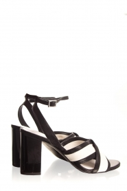 What For |  Sandals with heels Evi | black  | Picture 4