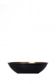 Little Soho Living |  Decorative bowl Falgu - medium | black  | Picture 1