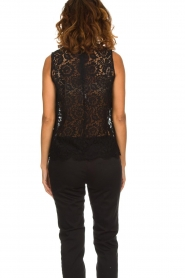 Rosemunde | Lace top Romee | black  | Picture 5