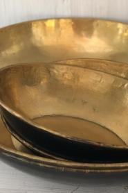 Little Soho Living |  Decorative bowl Falgu - medium | black  | Picture 2