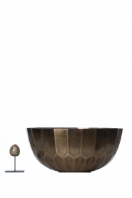 Little Soho Living |  Decorative bowl Rach | gold  | Picture 3