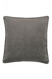 Little Soho Living |  50x50 Velvet cushion cover Londyn | grey  | Picture 1