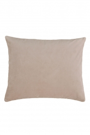 Little Soho Living |  50x60 Velvet cushion cover Joana | beige  | Picture 1