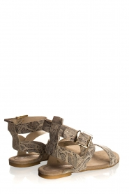 Maluo | Leather sandals Florentina | natural  | Picture 5