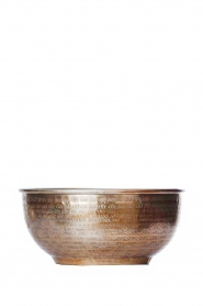 Little Soho Living |  Decorative bowl Benjamin | gold  | Picture 1