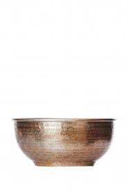 Little Soho Living    Decorative bowl Benjamin   gold    Picture 1
