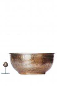 Little Soho Living    Decorative bowl Benjamin   gold    Picture 3