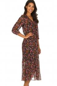 Set |  Floral maxi dress Mui | print  | Picture 6