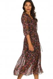 Set |  Floral maxi dress Mui | print  | Picture 4