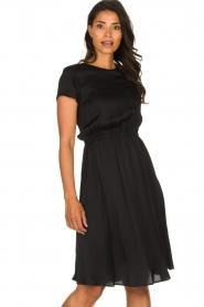 Set |  Basic dress Mijo | black  | Picture 2