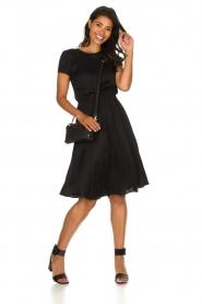 Set |  Basic dress Mijo | black  | Picture 3