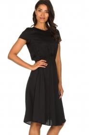 Set |  Basic dress Mijo | black  | Picture 5
