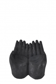 Little Soho Living |  Stone hands Gabriel | black  | Picture 1