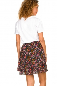 Set    Floral skirt Marty   print    Picture 5