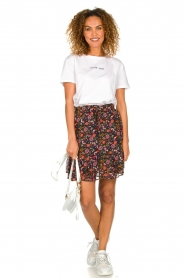 Set    Floral skirt Marty   print    Picture 3