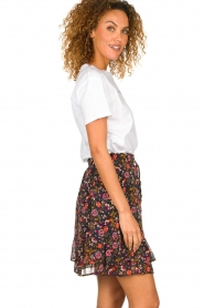 Set    Floral skirt Marty   print    Picture 4