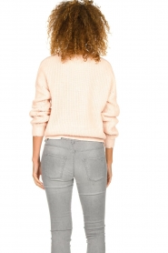 Set |  Knitted sweater Miha | pink  | Picture 7