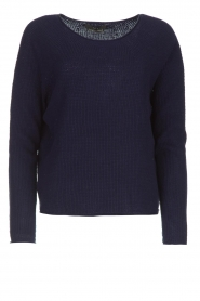 Set |  Sweater Jackie | blue  | Picture 1