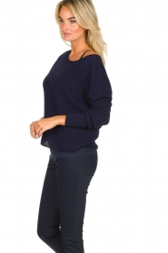 Set |  Sweater Jackie | blue  | Picture 4