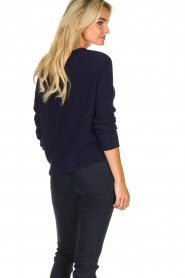 Set |  Sweater Jackie | blue  | Picture 5