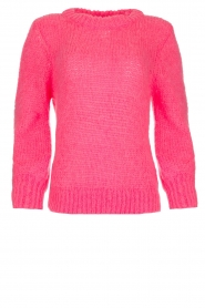 Set |  Knitted sweater Micco | pink  | Picture 1