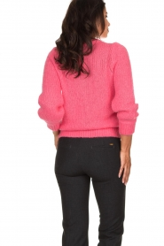 Set |  Knitted sweater Micco | pink  | Picture 5