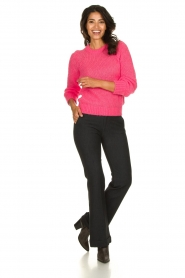 Set |  Knitted sweater Micco | pink  | Picture 6