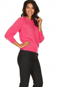Set |  Knitted sweater Micco | pink  | Picture 4