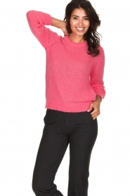 Set |  Knitted sweater Micco | pink  | Picture 2