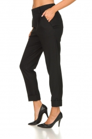 Set |  Classic trousers Murphy | black  | Picture 4
