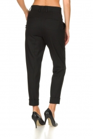 Set |  Classic trousers Murphy | black  | Picture 5