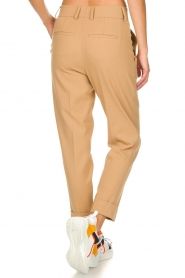 Set |  Classic trousers Murphy | camel  | Picture 5