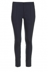 Set |  Classic trousers Mirthe | blue  | Picture 1