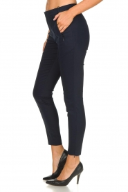 Set |  Classic trousers Mirthe | blue  | Picture 5
