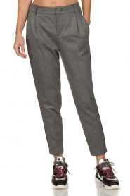 Set |  Melange trousers Mosy | grey  | Picture 2