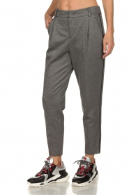 Set |  Melange trousers Mosy | grey  | Picture 4