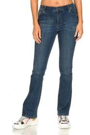 Set |  Bootcut jeans Mona | blue  | Picture 4