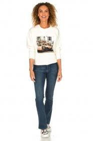 Set |  Bootcut jeans Mona | blue  | Picture 3