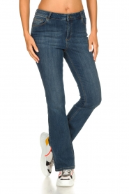 Set |  Bootcut jeans Mona | blue  | Picture 2