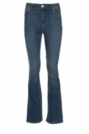 Set |  Bootcut jeans Mona | blue  | Picture 1