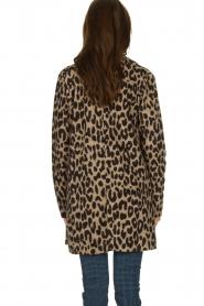 Les Favorites |  Leopard print cardigan Kris | animal print  | Picture 5