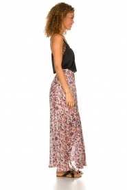 IRO |  Printed maxi skirt Diamond | pink  | Picture 4