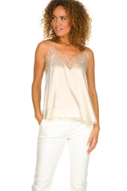 IRO |  Silk top Berwyn | natural  | Picture 4