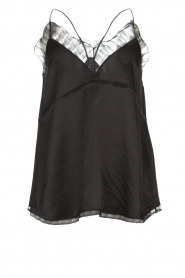 IRO |  Silk top Berwyn | black  | Picture 1