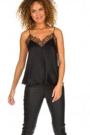 IRO |  Silk top Berwyn | black  | Picture 2