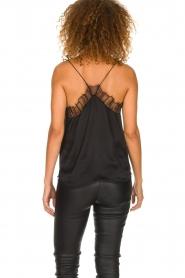 IRO |  Silk top Berwyn | black  | Picture 5
