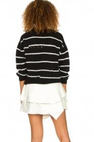 IRO |  Layered wrap skirt Capred | white  | Picture 5