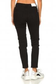 IRO |  Studded skinny jeans Gaetus | black  | Picture 5