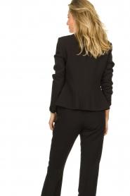Kocca |  Fitted blazer Citron | black  | Picture 6