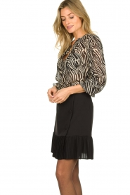 Kocca | Skirt Iridea | black  | Picture 4